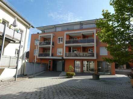Nur für Senioren: Schöne 2-Zimmer-Wohnung im Bärengässle in Tettnang