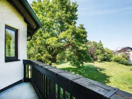 Fasanerie - Wohnung mit Potential, 2 Zimmer Maisonettewohnung, Balkon & Hobbyraum, Gartenanteil & TG