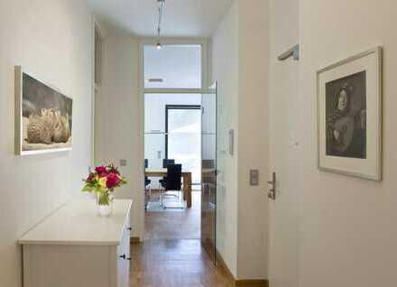 3-Zimmer-Wohnung in Düsseldorf-Oberkassel mit EBK, Süd-West Balkon und Tiefgaragenstellplatz