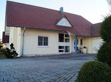 Äußerst gepflegtes freistehendes Einfamilienhaus mit Ausbaureserve in Schemmerhofen