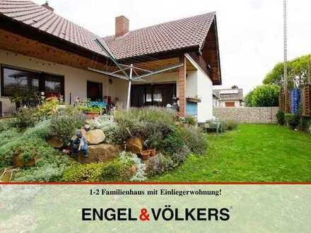 1-2 Familienhaus mit Einliegerwohnung