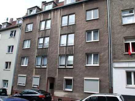 Helle 3-Zimmer-Wohnung im Erdgeschoß in Hagen, Adolfstr.3