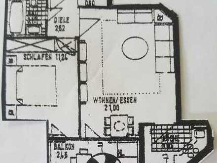Erstbezug nach Sanierung mit EBK und Balkon: freundliche 2-Zimmer-Wohnung in Berg am Laim, München