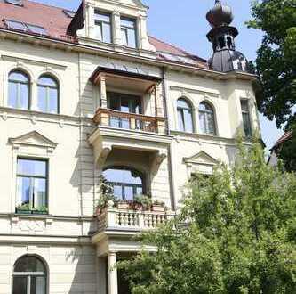 4 Zimmer Altbau Schmuckstück in der Ludwigsvorstadt