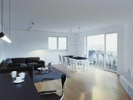 NEUBAU!!! Stilvolle 3-Zimmer-EG-Wohnung mit Terrasse in 56191 Weitersburg