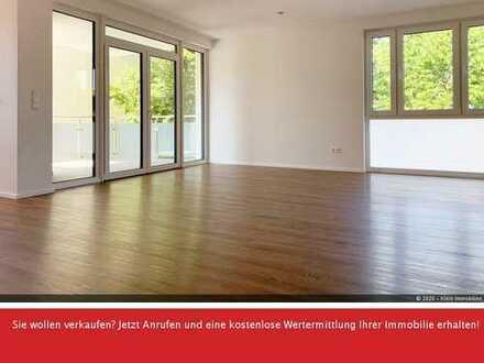 3-Zimmer-Neubauwohnung im Erdgeschoss mit Süd-Ost-Terrasse und Gartenanteil!