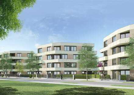 Stilvolle helle,gehobene Ausst. 53qm 2-Zi-Whg mit EK, Balkon, FFMRiedberg