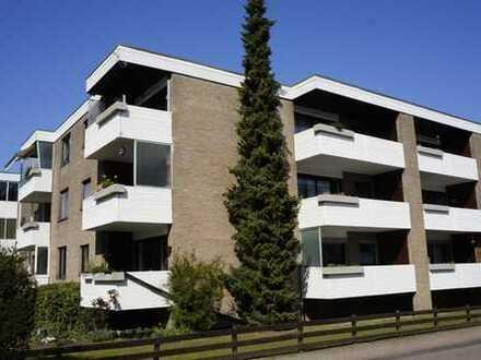 gepflegte 1 ZKB-Wohnung mit großer Loggia