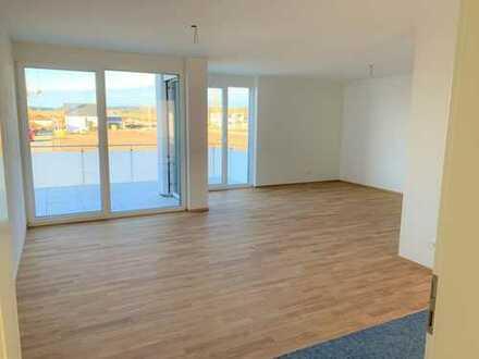 Exklusive 3,5-Zimmer-Wohnung - Neubaugebiet Albblick - Aufzug