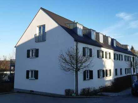 Traumhafte 3 Zimmer DG-Wohnung in der Grünen Mitte!!