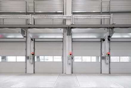 """BAUMÜLLER & CO."" - TOP Lage / Nähe A40 - ca. 20.000 m² Hallenfläche"