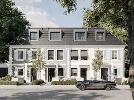 TRAUMHAFT WOHNEN: Ihr neues Stadthaus in begehrter Lage der Villenkolonie Prinz-Ludwigs-Höhe