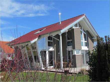 REMAX - Projektiertes Architektonisch indiv. geplanter Holzskelettbau (Beispielhaus)