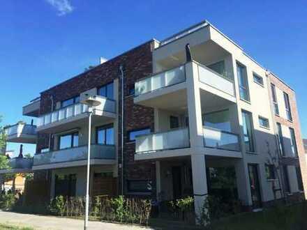 Neuwertige 2-Zimmer-EG-Wohnung mit Balkon und Einbauküche in Potsdam