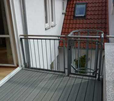 Schöne zwei Zimmer Maisonette-Wohnung in Eisenach, Stadtmitte