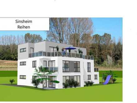 Naturnahe 2-Zimmer-Neubauwohnung zu vermieten