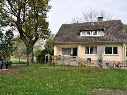 Einfamilienhaus mit Baugrundstück in Bad Salzuflen