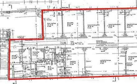 Büro/Praxisfläche in bester Lage - Coburg Zentrum