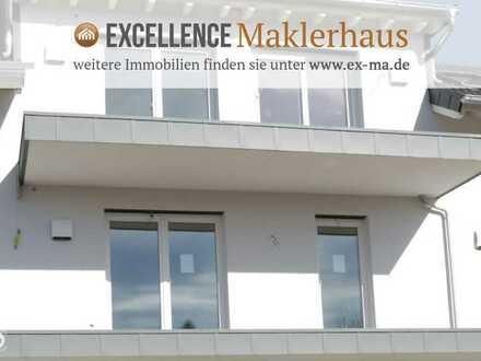 Ideal für Singles - moderne 2-Zimmer-Neubau-Wohnung mit Balkon!