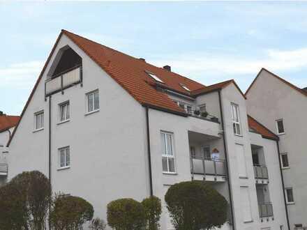2,5 Zimmer Mansardenwohung in Sulzbach-Rosenberg