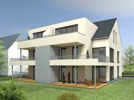 Ruhige und Moderne Eigentumswohnung im Grünen (WE 4)
