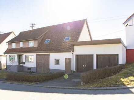 Rustikales Bauernhaus in Geislingen