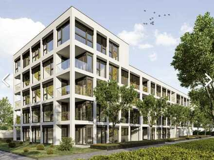 Erstbezug mit EBK und Loggia exklusive 4-Zimmer-Wohnung in Karlsruhe