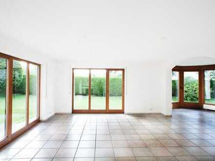 Einfamilienhaus, ruhige Lage, sonniger Garten