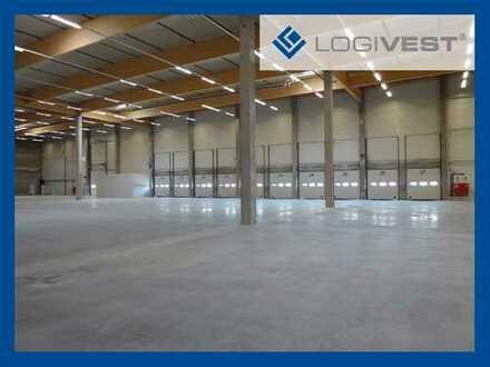 Neubau moderner Lager- und Logistikhallen