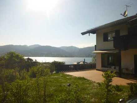Wunderschöne 1,5-Zimmer-Wohnung in Tegernsee mit traumhaftem Seeblick