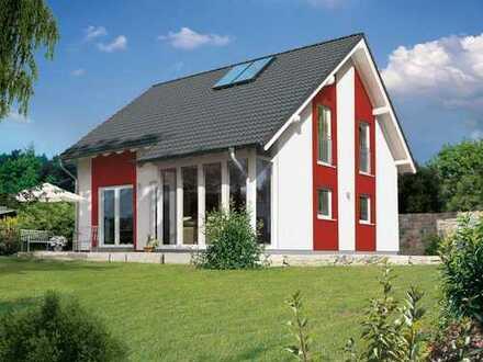 152 m² Wohnfläche inkl. Grundstück