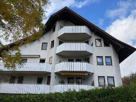 3 Zi.-Wg. in toller Lage von Radolfzell-Mettnau mit großem Balkon, EBK und Tiefgaragenstellplatz