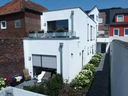 Schönes Appartement ( 55 m², Aufzug ) zentral in Vluyn