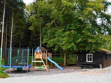 Erholung pur - Kernsaniertes, lichtdurchflutetes Ein- oder Zweifamilienhaus