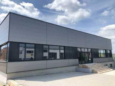 Neubau-Bürofläche in Denkendorf