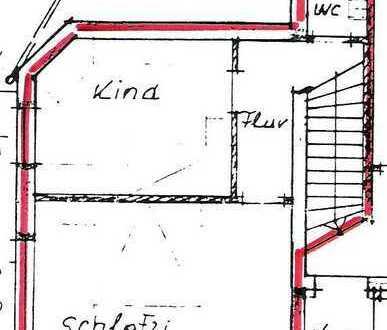 Schöne 5-Zimmerwohnung mit Terrasse und Garten