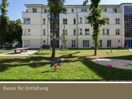 Erstbezug Wohnen am Waldpark: Schöne 2-Zimmer-Wohnung