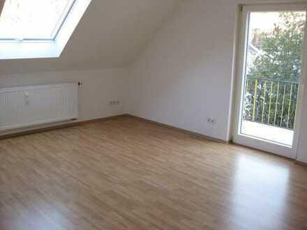 Schöne helle 3-Zimmer-DG-Wohnung mit Balkon in Oberried-St.Wilhelm