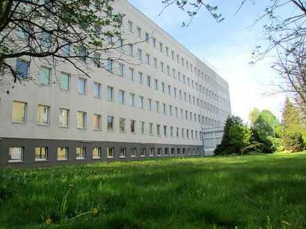 Grosszügige Bürofläche mit 750 m² mieten im grünen Bereich – Das Kablower