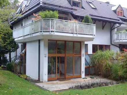 Haus im Haus - Maisonette in Traumlage in Waldtrudering