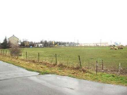 Exklusives Baugrundstück am Gewerbegebiet Gera Leumnitz unmittelbar an der A4