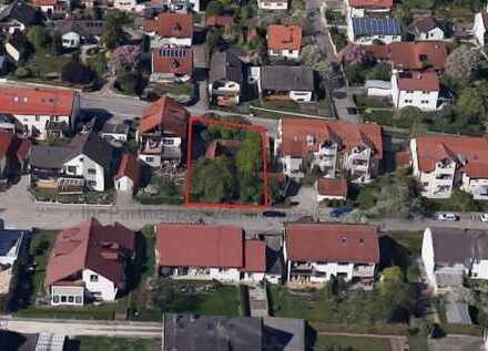 Voll erschlossenes Baugrundstück in Ingolstadt-Zuchering! Auch Teilung möglich!