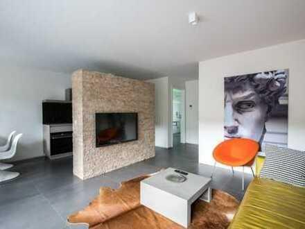 Moderne Penthousewohnung mit Küche und Stellplatz in Stuttgarter Toplage