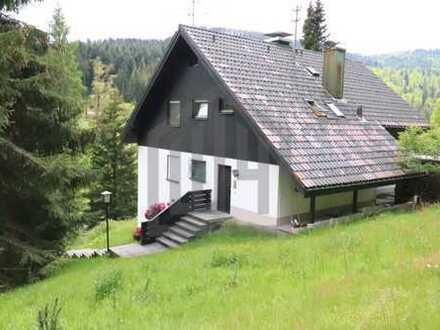 Natur Pur: 1-Zimmer-Wohnung in ruhiger Lage an der Schwarzwaldhochstraße