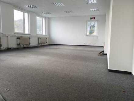 Büroflächen auf Gewerbehof zu vermieten | optional zwischen 160m² - 590m² | PROVISIONSFREI