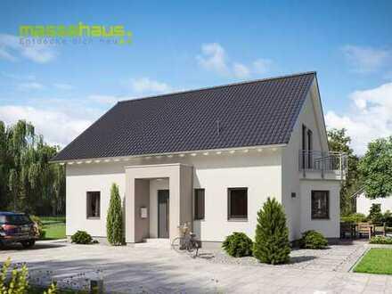 Bauen Sie Ihr Traumhaus inkl. Keller mit dem Ausbauhaus-Marktführer massahaus