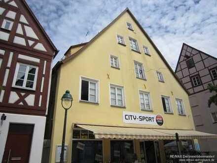 Top Ladenfläche in Nördlingen mieten!