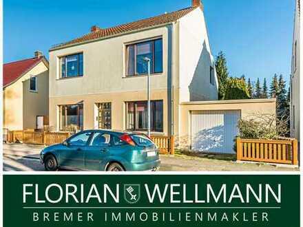 Bremen - Hemelingen | Eine besondere Wohnung zum Wohlfühlen in einem 2-Parteien Haus!
