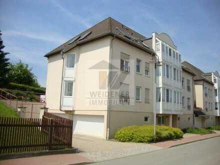 Eine Wohnung zum Verlieben. Tolle 3 Raum-DG-Whg. m. Dachterrasse und TG in Berga