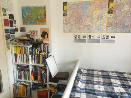 Möbliertes 14qm WG-Zimmer in München-Moosach